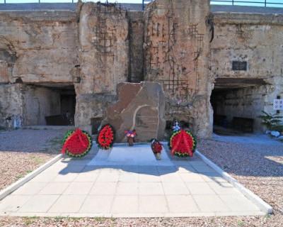 Правительство Севастополя признало Музейный комплекс на 35-й береговой батарее кладбищем