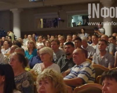 В Севастополе отрепетировали День строителей и готовятся к празднику
