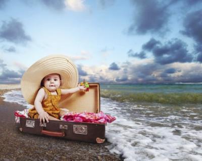 Какие документы нужны севастопольцу для выезда за границу с ребенком?
