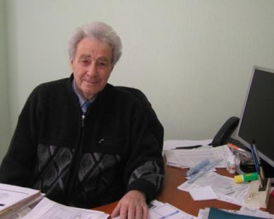 Жизненный путь и поздравления от Заслуженного строителя Крыма Матвея Бохермана