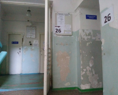 Севастопольские пациенты вместо больницы попали в «3-ю портовую батарею»