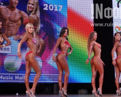 Минимум одежды на рельефных телах: в Севастополе прошёл праздник спортивной красоты