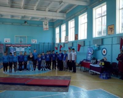 """В Севастополе при поддержке """"Единой России"""" состоялся турнир для детей-инвалидов"""