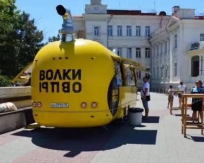 Директор Корпорации развития Севастополя ведет нелегальную торговлю?