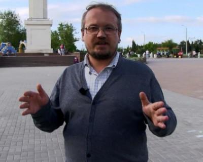В Севастополе журналист перешёл грань, но через сутки осознал свою ошибку