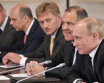 Путинское «политбюро»