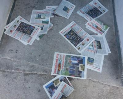 Как севастопольские почтальоны решают проблему отсутствия ящиков