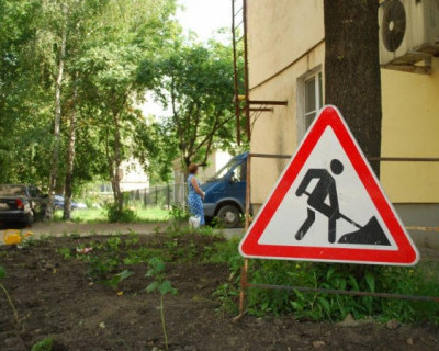 Контракты расторгнуты. Незавершенный ремонт дворов в Севастополя рискует растянуться до весны