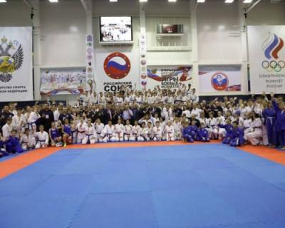Севастопольский филиал «РСБИ» участвует в Х Всероссийских юношеских играх боевых искусств
