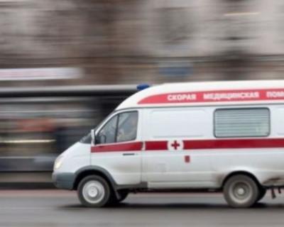 Ужасы нашего города - в Севастополе мужчина умер прямо на остановке (ФОТО 18+)