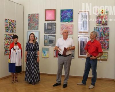 Севастопольский музей имени Крошицкого погрузился в абстракции