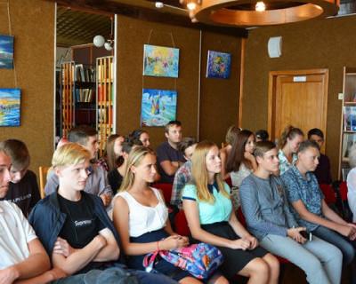 Севастопольской молодежи вправили мозги