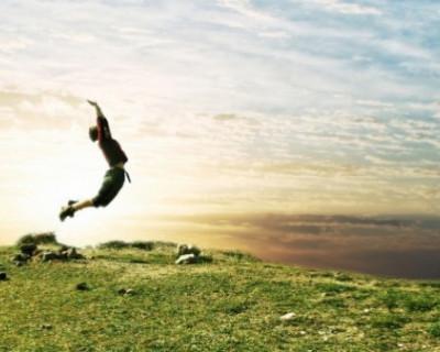 Что может сделать с планетой обычный прыжок