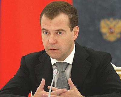 Стали известны планы Дмитрия Медведева на свой день рождения