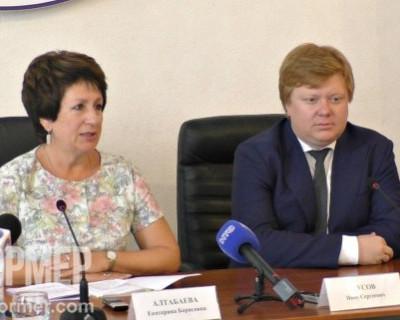 Алтабаева сказала, что в Заксобрании Севастополя не хватало Кусова