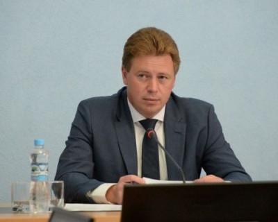 Дмитрий Овсянников получил удостоверение об избрании Губернатором Севастополя