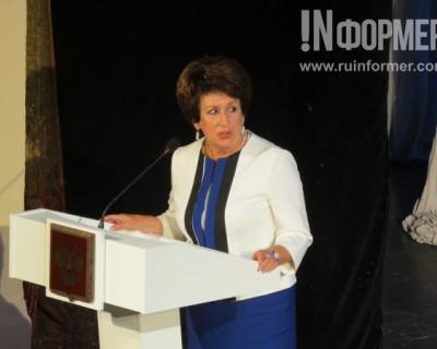 На церемонии инаугурации губернатора Севастополя спикер Заксобрания сказала о неразрывных узах