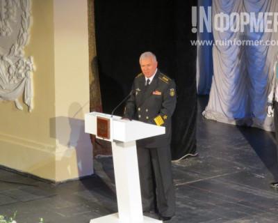 Командование Черноморского флота РФ подставило губернатору Севастополя надёжное плечо