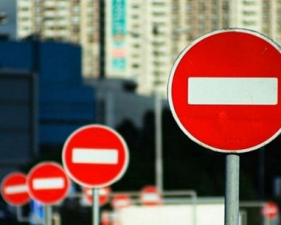 В Белоруссии запретили проезд «для простых смертных»