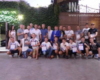 Конец «Начала»: молодые севастопольцы «выбили» свои места в Федерации ММА