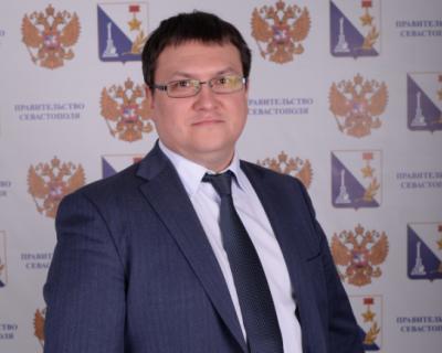 Стало известно, кто возглавил Департамент аппарата Губернатора и Правительства Севастополя