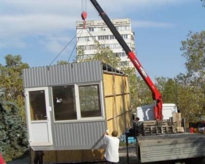 Правительство Севастополя действительно решило очистить центр города от уродующих объектов?