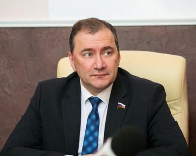 Депутат Госдумы РФ Дмитрий Белик написал на себя и родственников заявление в прокуратуру