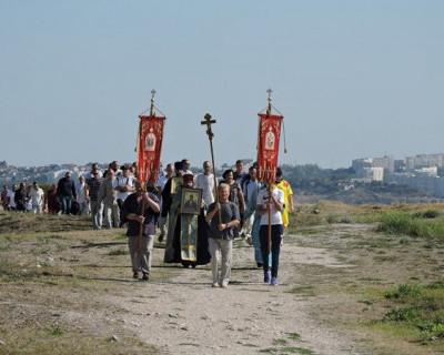 Многодневный крестный ход трезвенников в Крыму: как это было?