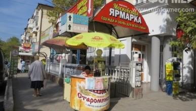 Кирпичникову на заметку: стихийные рынки прячутся от глаз чиновников в жилых дворах Севастополя