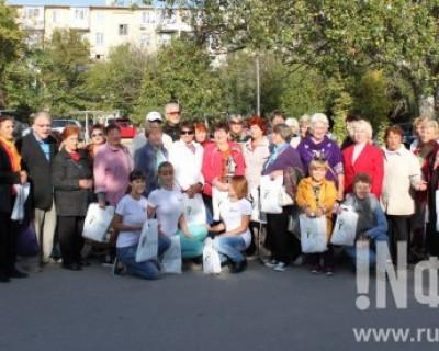 Севастопольские благотворители организовали для пенсионеров и одиноких граждан путешествие по Крыму