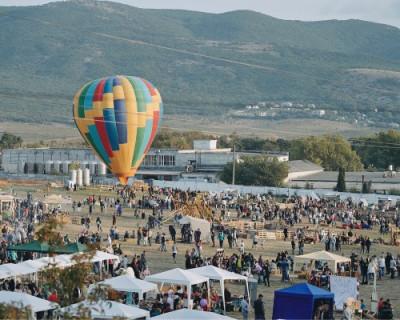 Фестиваль на виноградниках «Золотой Балки» в числе лучших винных праздников осени