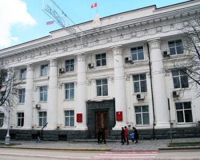 Правительство Севастополя «поставило дизлайк» Заксобранию