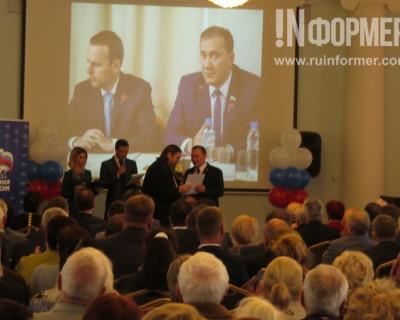 Депутат Госдумы Дмитрий Белик отметил первую годовщину каденции в Севастополе