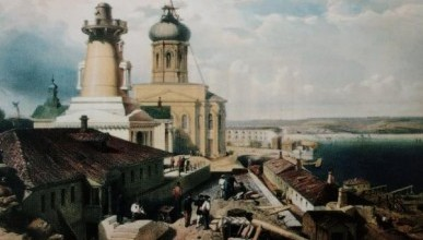 Утраченное, но запечатлённое в Севастополе
