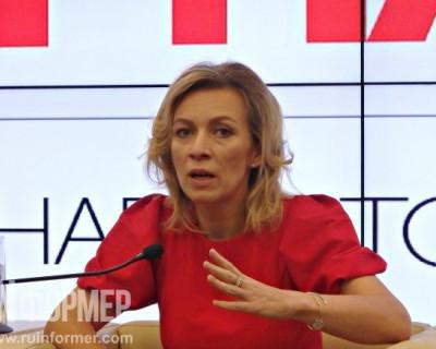 В Крыму российский дипломат Мария Захарова сообщила, как достучаться до чиновников