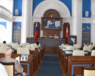До севастопольских депутатов дошло! В Крыму этот закон действует уже давно