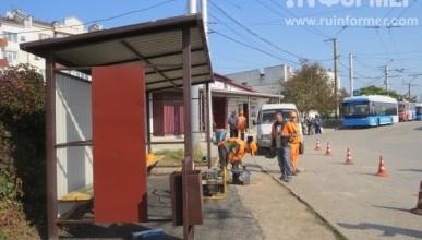 Севастопольцам предложили «концепт сарая» для ожидания транспорта