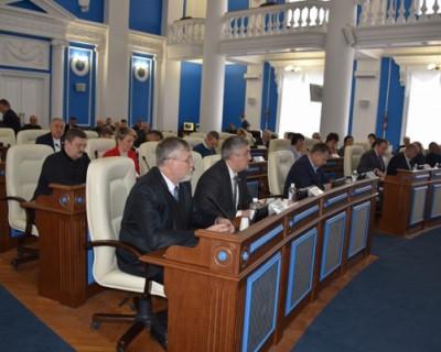 Рейтинг узнаваемости севастопольцами своих депутатов