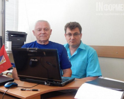 Севастопольские общественники-чалисты Донец и Комелов собираются стать клоунами и аниматорами?