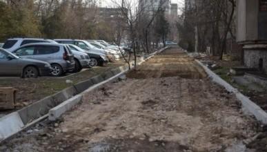 Ремонт дорог в Севастополе: низкокачественные материалы, брак и создание условий для ДТП?