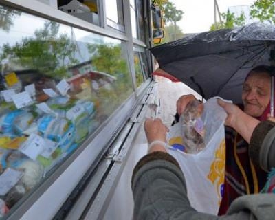 В Севастополе будут размещены продуктовые автолавки