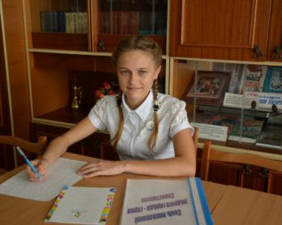Севастопольские дети рассказывают об истории своего рода