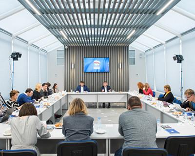 Ключевым направлением деятельности «Единой России» станет работа в регионах