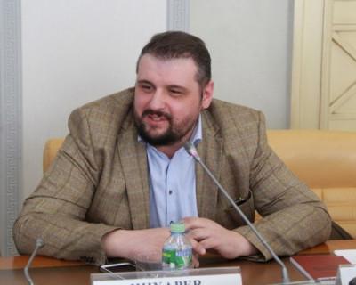 Директор департамента общественных коммуникаций Севастополя Иван Чихарев готовится паковать чемоданы?