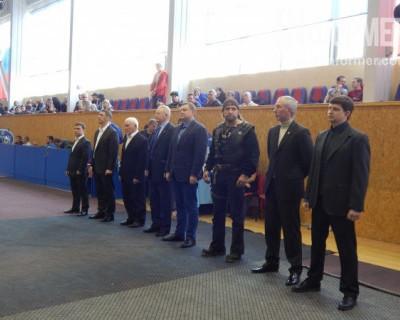 Федерация ММА Севастополя поздравляет Евгения Кабанова с Днём рождения