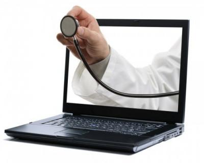 С 1 января медики будут лечить севастопольцев через экран компьютера