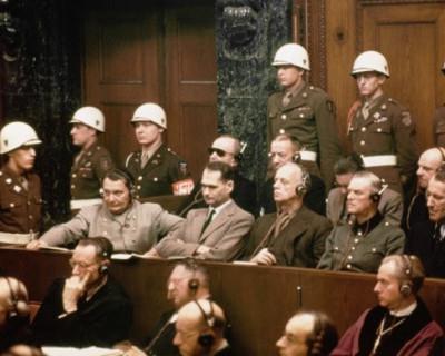 Героизация нацистов и их союзников. Или как меняют историю?