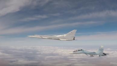 Минобороны РФ опубликовало видео авиаударов по террористам в Сирии