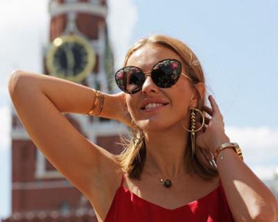 Как Собчак англичанам про КГБ рассказывала, или Зачем блондинка идёт в президенты
