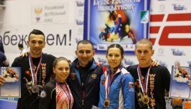 Представители РСБИ Севастополя одни из лучших в России по панкратиону